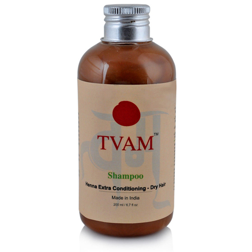 Mehndi For Conditioning Hair : Tvam extra conditioning shampoo for dry hair henna