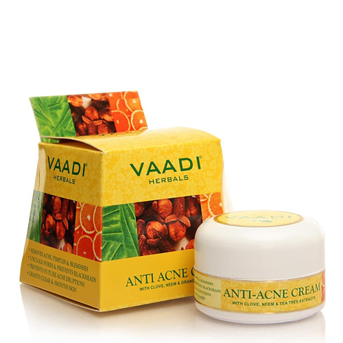 vaadi herbals anti acne cream. Black Bedroom Furniture Sets. Home Design Ideas