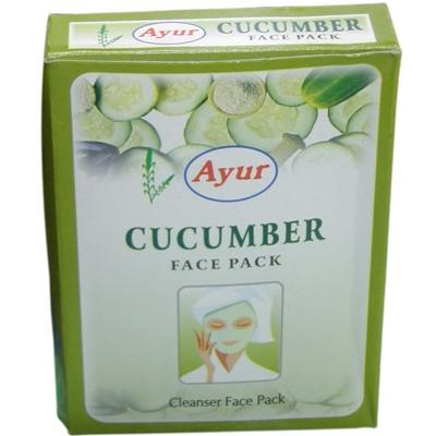 Face Care Products on Cucumber Face Pack   Ayur Herbals   Skin Care   Beauty   Personal Care