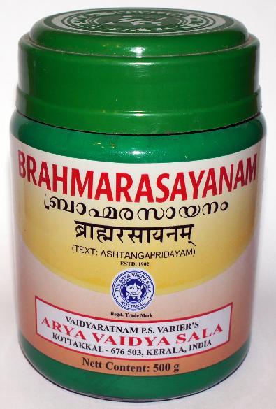 do chyawanprash have metals