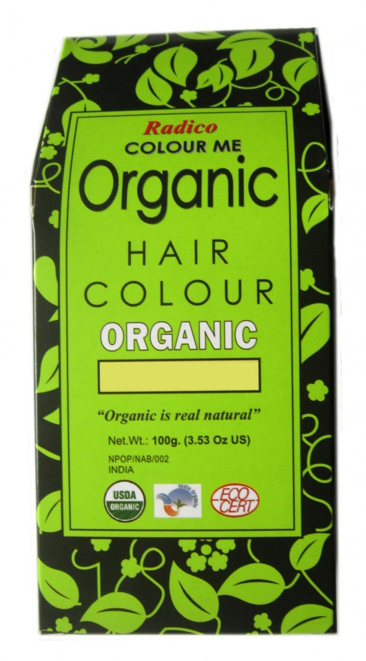 Safe Organic Hair Dyes In Various Colors And Shades Non