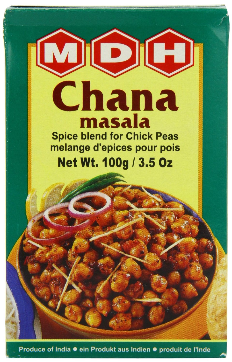 India Abundance Mdh Chana Masala
