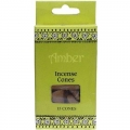 Amber Incense Cones