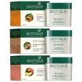 Biotique Exfoliaters & Scrubs Pack