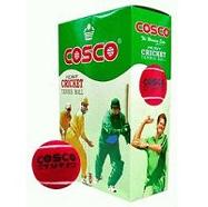 COSCO TUFF CRICKET TENNIS BALL