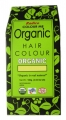 Certified Organic Hair Color Dye
