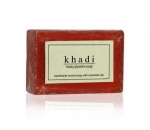 Handmade Herbal Soap - Honey Glycerine (Khadi Cosm