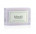 Handmade Herbal Soap - Pure Lavender (Khadi Cosmet