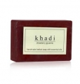 Handmade Herbal Soap - Strawberry Glycerine (Khadi