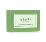 Handmade Herbal Soap - Neem Tulsi (Khadi Cosmetics
