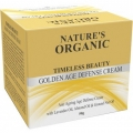 Anti-Ageing Age Defense Cream (Natures Essence)
