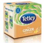 Tetley Tea bags - Ginger