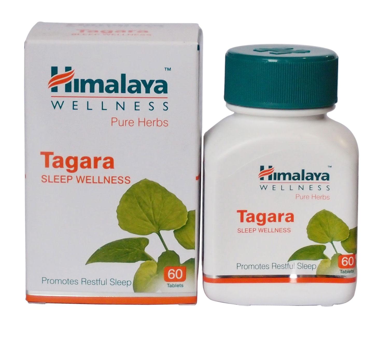 Himalaya Wellness Tagara Sleep Wellness Tablets