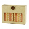 Fabindia Honey Almond Travel Kit