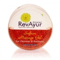 RevAyur Saffron Massage Gel