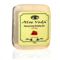 Moisturising Bathing Bar - Honey (Aloe Veda)