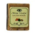 Bathing Bar-Sandalwood, Turmeric Basil (Aloe Veda)