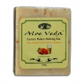 Bathing Bar-Honey, Milk & Cinnamon (Aloe Veda)