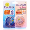 RevAyur Day & Night Lip Balm