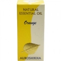 Orange Essential Oil (Auroshikha)