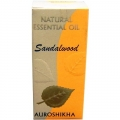 Pure Sandalwood Essential Oil (Auroshikha)