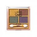 Lakme Eye Color Quartet Tanjore Rush