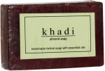 Handmade Herbal Soap - Almond (Khadi Cosmetics)