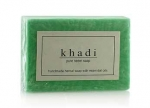Handmade Herbal Soap - Pure Neem (Khadi Cosmetics)