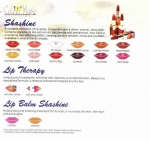 Shashine Floral Lip Gloss