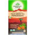 Organic India - Tulsi Green Tea Pomegranate 18 Bag